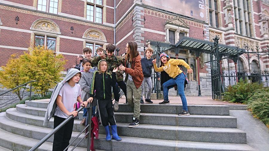 Jongeren kunstacademie