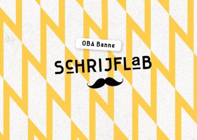 Schrijflab in OBA Banne